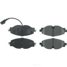 Disc Brake Pad Set Front,Rear Stoptech 308.17600