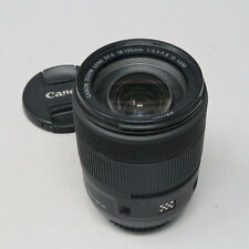 Canon EF-S 18-135mm f/3.5-5.6 IS USM Zoom Lens - Tiny Scratch