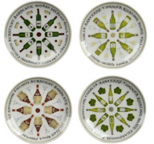 Clare Mackie for BIA Wine Cellar 19cm Side Plates - Set of 4