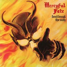 Mercyful Fate - Don't Break The Oath [New Vinyl LP] Ltd Ed, Red, Yellow, Digital