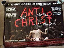 """UK Cinema Quad Poster """"ANTICHRIST"""""""