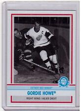 GORDIE HOWE 09/10 OPC O-PEE-CHEE Retro #600 INSERT Legend Detroit Red Wings