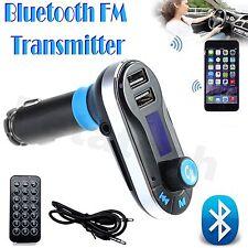 Car Kit MP3 Music Player Wireless Bluetooth FM Transmitter Radio With USB+Remote