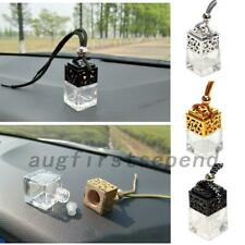 10pcs Hanging Empty Car Perfume Bottles Diffuser Air Freshner Ornament Portable
