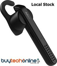Jabra STEALTH BLACK BT Headset Siri / Google Now, HD Voice, NFC, 6 Hours talk