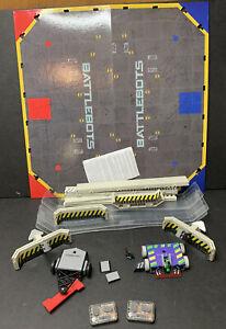 HEXBUG BattleBots Arena Pro with two bots