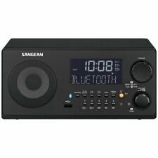 Sangean Fm-Rbds/Am/Usb Bluetooth Digital Tabletop Radio with Remote - Wr22Bk