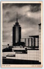 Postcard IL Chicago Worlds Fair 1933 Hall of Science Century Of Progress A1