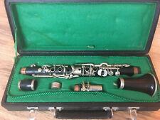 Vintage Albert System Eb Clarinet - Frant Knopf PRAHA