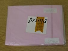 BNIP - 2 x Pink Standard Pillow Cases By Prima (Lot 3 of 4)