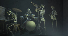 Bone Chillers AtmosFx Decoration Full Collection Halloween Holiday 2020