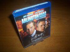 ARLINGTON ROAD Blu-ray raro importazione USA senza blocchi regionali un abc