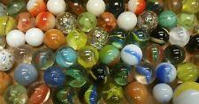 WOW Vintage Marbles Antique Collection 100+ Various Rare Types Estate Lot