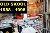 Old Skool Chicago Deep Piano Acid House 1986-1998 Vinyl Collection Change to MP3