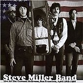 Steve Miller - Live at the Carousel Ballroom, San Francisco, April 28th 1968 (L…