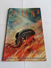 Aliens Alien 3 #1 June 1992 Dark Horse Comics