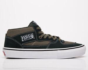 VANS Skate Half Cab Men's Scarab Military Lifestyle Casual Sneakers Shoes