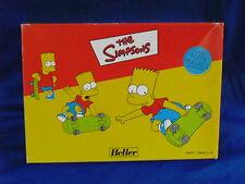 BART SIMPSON SKATEBOARD MODEL~Heller~New in Box