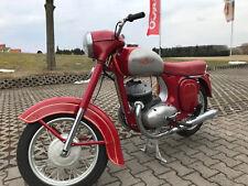 Jawa 350 Bj 1960 Motorrad Oldtimer Liebhaberstück
