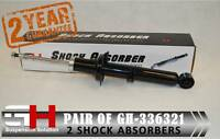 2 NEW FRONT SHOCK ABSORBERS FOR LEXUS IS II GSE2, ALE2, USE2 /GH-336321MK