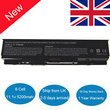 Laptop Battery for Dell Studio 1535 1536 1537 1555 1557 1558 WU946 PP33L PP39L