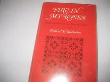 Fire in my bones;: Essays on Judaism in a time of crisis by Roland Gittelsohn
