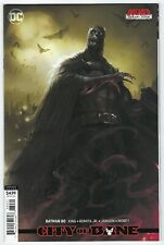 Batman # 80 Mattina Dceased Variant Cover NM DC