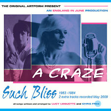 A CRAZE WELLER 'SUCH BLISS' RESPOND COMPILATION CD - NEW !