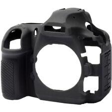 easyCover Protective Silicon Skin Camera Cover f/ Nikon D850 (Black)