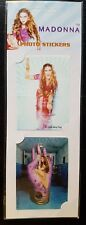Authentic Madonna Ray of Light stickers 3/5 new