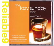 Sarah Vaughan+Billie Holiday+Dinah Washington- The Lazy Sunday Box Vol1 2CD AUS