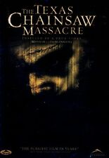 NEW DVD //TEXAS CHAINSAW MASSACRE -Jessica Biel, Jonathan Tucker, Erica Leerhsen