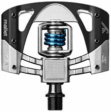 "crankbrothers Bicycle Steel 9/16"" Spindle Diameter Pedals"