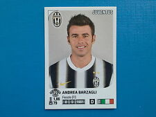 Figurine Calciatori Panini 2011-12 2012 n.221 Andrea Barzagli Juventus