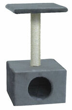 ARBRE A CHAT CLASSIC Gris Haut.46 cm NEUF Réf AA3339
