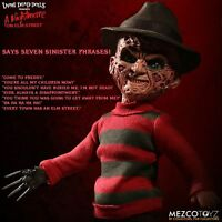 Mezco Toyz Living Dead Doll Nightmare On Elm Street Talking Freddy Krueger 99400