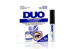 Duo Quick Set Striplash Adhesive Glue 5gm Clear strip lash eyelash