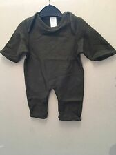 Baby Gap All In One Baby grow Sleepsuit Size Small Footless Warm Cosy BNWOT 0-3