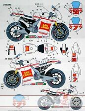 STUDIO 27 SIMONCELLI AOYAMA MOTO GP '11 DECAL for TAMIYA 1-12 HONDA RC211V