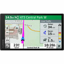 Garmin DriveSmart 65 Automotive Mountable GPS Navigator with Amazon Alexa -...