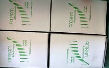 """Amram 4 boxes of 5000 qty total 20,000 Clear J-Hook 2"""" taggertran product"""