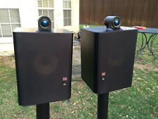 B&W 805 Matrix Speakers ( Bowers & Wilkins ) & High-End Stands