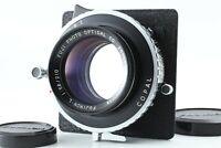 【N MINT+3】 Fuji Fujifilm Fujinon L 210mm f/5.6 COPAL 4x5 Large Format from JAPAN