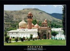 Pakistan Beautiful Postcard Shahi Mosque Chitral