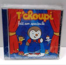 T'choupi Fait Son Spectacle de Tchoupi CD audio
