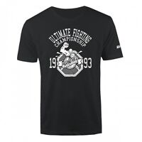 UFC 20th Anniversary Collection Generation T-Shirt - Black - Men's Sizes S/M NWT