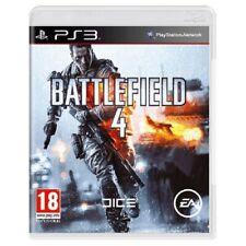 PS3 BATTLEFIELD 4 (18) 2013