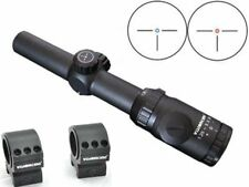 Visionking 1.25-5x26 Rifle scope Hunting three-pin 223 A R Picatinny  Rings new