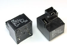 Potter & Brumfield T9AS1D22-12 30A relay 240VAC 30 amps 240 volts, SPST NO