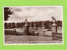 King Edward VII Park Wembley unused RP pc 1933 Valentines Ref C660